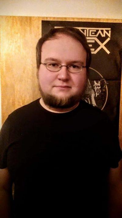 Redakteur Marc Thorbrügge 2017