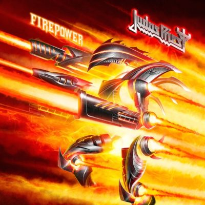 """Firepower"" von JUDAS PRIEST"
