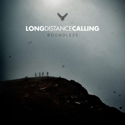 Cover Artwork Long Distance Calling Boundless Album 2018