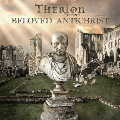 Cover Artwork Therion Beloved Antichrist Album 2018