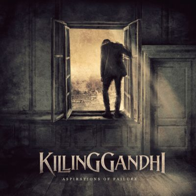 KillingGandhi AspirationOfFailure cover