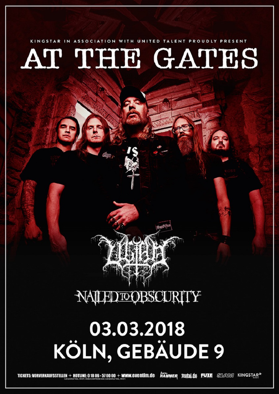 At The Gates Warm Up Show 2018 Flyer-neu