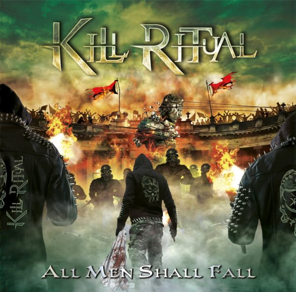 Bild Kill Ritual All Men Shall Fall Album 2018 Cover Artwork