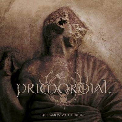 Bild Primordial Exile Amongst The Ruins Album 2018 Cover Artwork