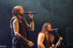 Fotos von Iced Earth auf der Incorruptible Tour 2018
