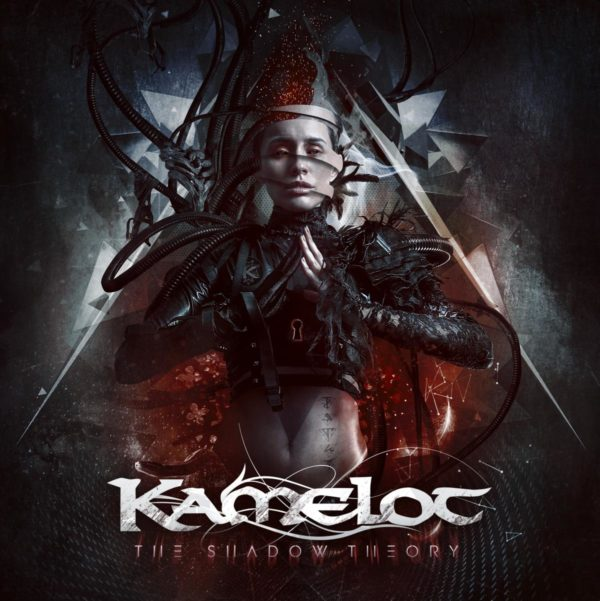 Cover Artwork Kamelot - The Shadow Theory