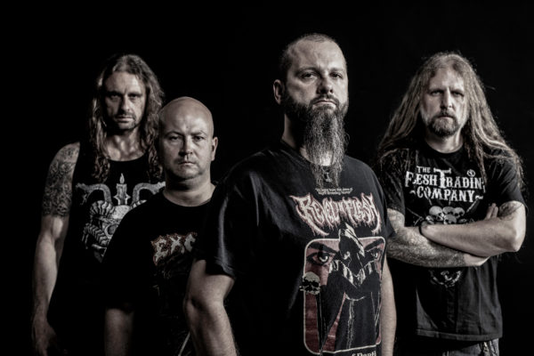 Final Breath - Bandfoto 2018
