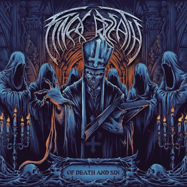 Cover zu Final Breath - Of Death And Sin