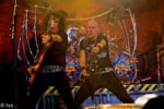 Fotos von Accept auf der The Rise Of Chaos World Tour 2018