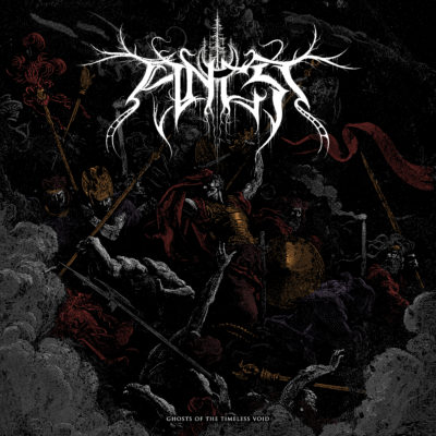 Cover Ancst - Ghosts Of The Timeless Void