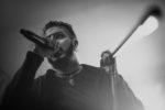 Konzertfoto von Odious - Septicflesh Europatour 2018