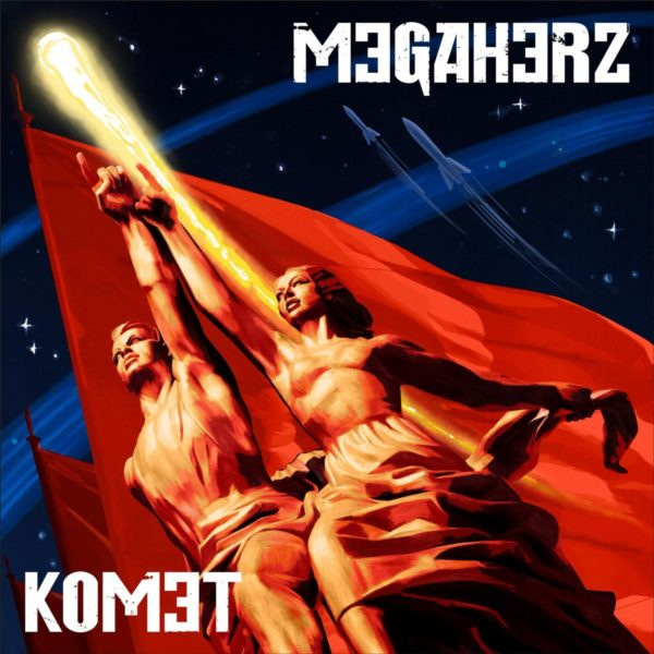 Bild Megaherz Komet Album 2018 Cover Artwork