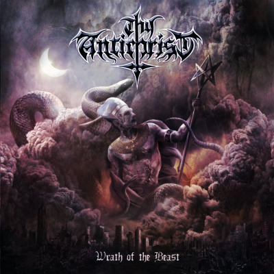 Albumcover Thy Antichrist - Wrath Of The Beast