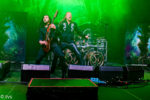 Fotos von Wintersun auf der Will To Power European Tour 2018