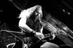 Konzertfoto von Insomnium auf der 70000 Tons Of Metal 2018