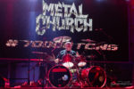 Konzertfoto von Metal Church auf der 70000 Tons Of Metal 2018