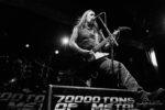 Konzertfoto von Metsatöll auf der 70000 Tons Of Metal 2018