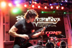 Konzertfoto von Rhapsody auf der 70000 Tons Of Metal 2018