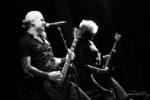 Konzertfoto von Samael auf der 70000 Tons Of Metal 2018