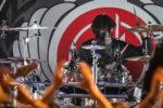 Konzertfoto von Megaherz auf der Komet Tour 2018