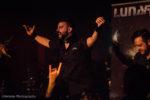 Bild Lunarsea live in Berlin auf der Unsung Prophets & Dead Messiahs Tour 2018