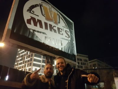 Bild Excrementory Grindfuckers - Tourblog 2018 Mikes Pub
