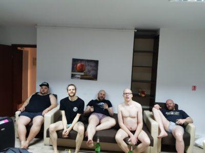 Bild Excrementory Grindfuckers - Tourblog 2018 Nach der Show