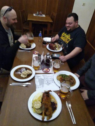 Bild Excrementory Grindfuckers - Tourblog 2018