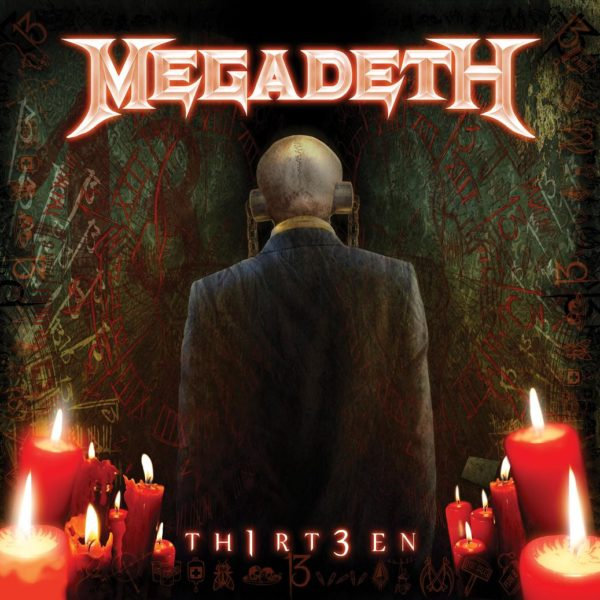 Megadeth - Th1rt3en (Cover)