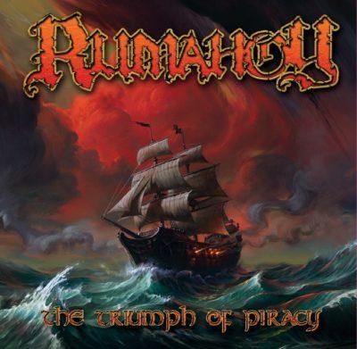 Albumcover Rumahoy - The Triumph Of Priacy