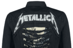 Metallica Jeansjacke Back