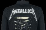 Metallica Jeansjacke Back