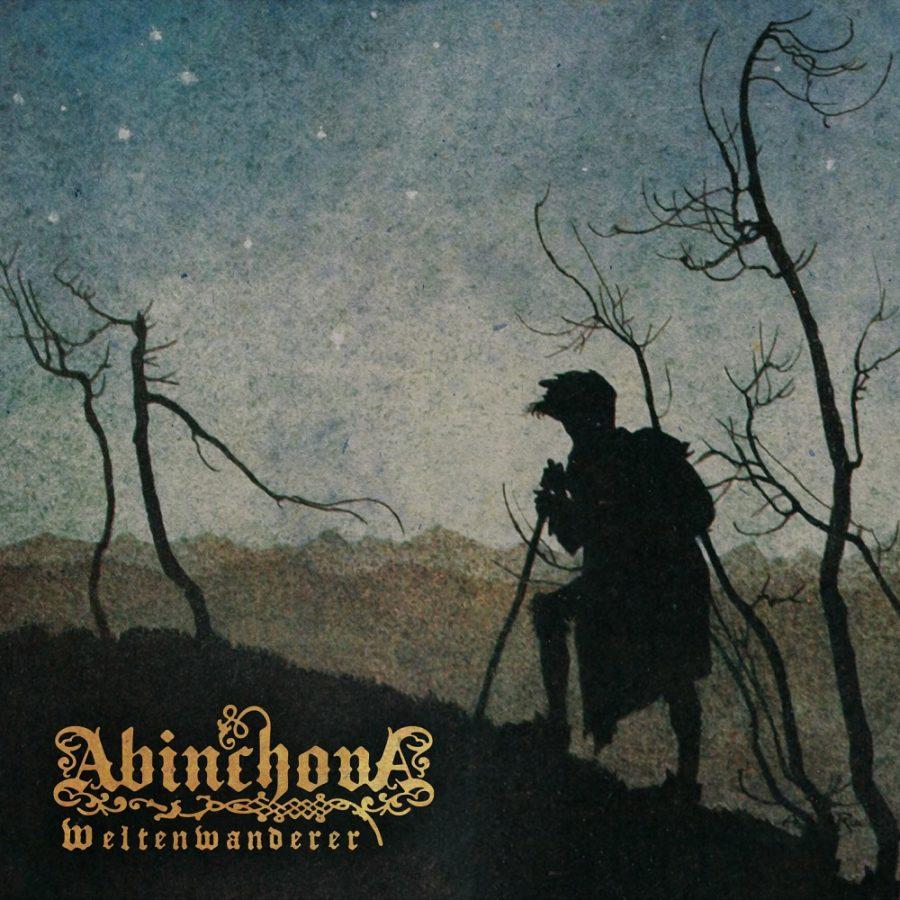 Bild Abinchova - Weltenwanderer Cover