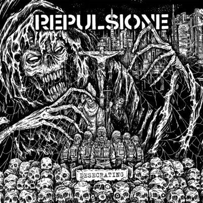 Repulsione – Desecrating (Cover)