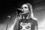 Konzertfoto von Anna Lux auf der Komet Tour 2018