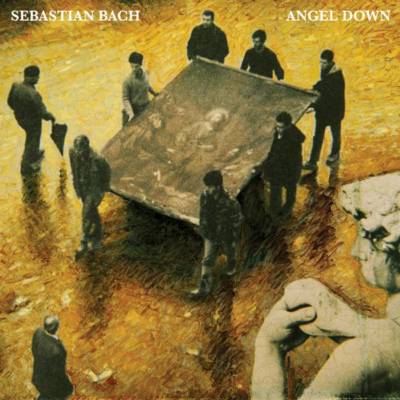 Bild: Sebastian Bach - Angel Down (Artwork)