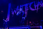 Konzertfotos von Whitechapel auf The Final March Tour 2018 in Stuttgart