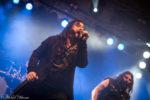 Konzertfotos von Firewind auf dem Metal Diver Festival 2018