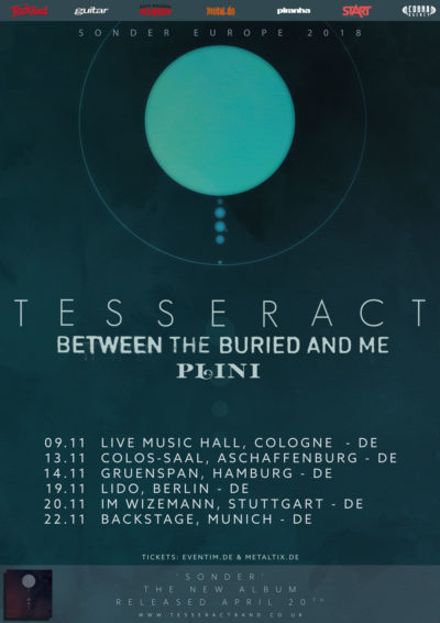 TESSERACT-Tourposter-2018