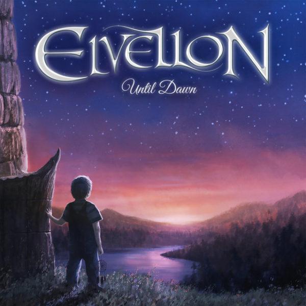 """Cover Artwork zu """"Until Dawn"""" von ELVELLON"""