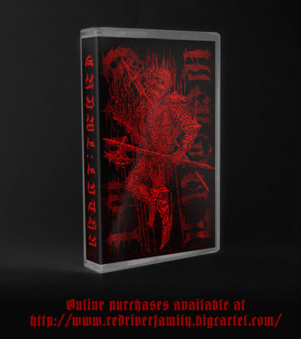 Crawl/ Leviathan – Split (Tape)