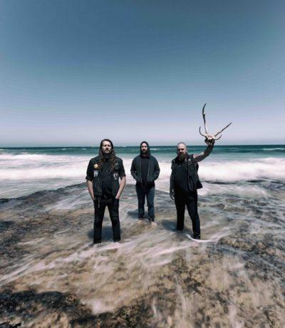 Encircling Sea – Bandfoto - 2018