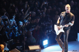 Konzertfotos von Metallica auf der Worldwired- Tour 2018 in Hamburg