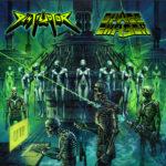 Distillator / Space Chaser - Split Album Cover
