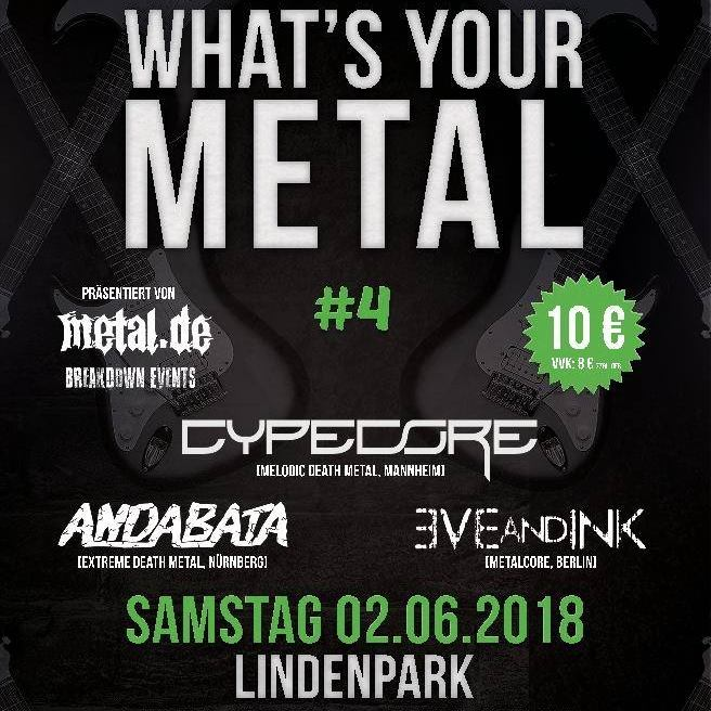 What´s Your Metal #4