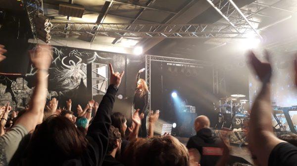 Bild Dark Tranquillity - Live in Leipzig 2018
