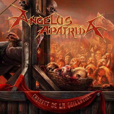 Bild: Angelus Apatrida - Cabaret de la Guillotine (Artwork)