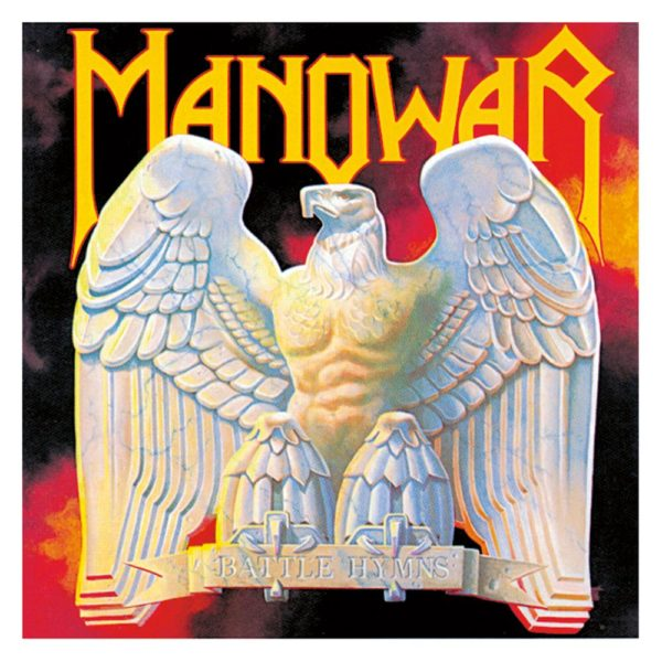 "Cover von Manowars ""Battle Hymns"""