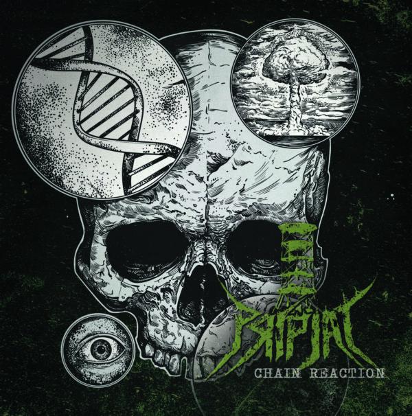 """Cover Artwork zu """"Chain Reaction"""" von PRIPJAT"""
