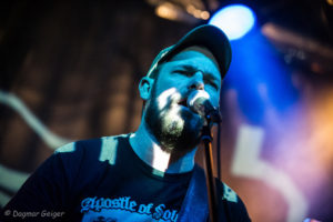 B.S.T. auf dem Doom In Bloom Festival 6 2018 in Esslingen